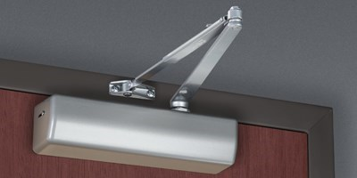 Commercial grade door hardware from Corbin Russwin
