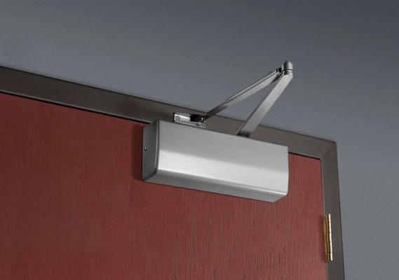 & DC8000 Series Heavy-Duty Door Closer