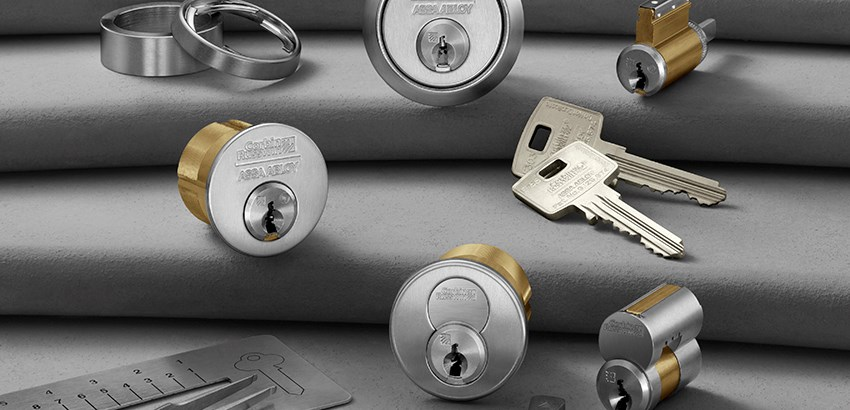 Conventional Key Systems Key Systems Mortise Locks
