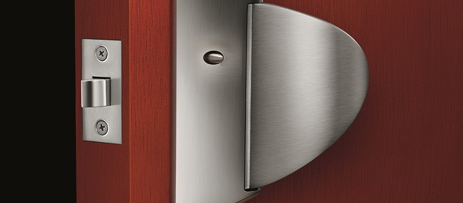 HP3000 Push/Pull Paddle Trim - Specialty Hardware - mortise locks ...